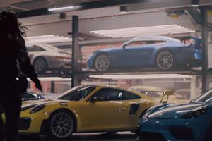 Porsche's Super Bowl Commercial Has Something Hidden In Plain Sight