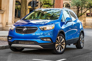 Buick Encore Discounts Are Very Generous This Month