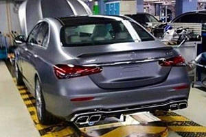 Updated 2021 Mercedes-AMG E63 Caught Without Camo