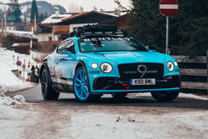 What Is This New Mystery Bentley Continental GT?