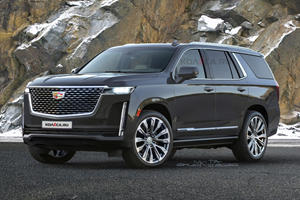 This Is Our Clearest Look Yet At The 2021 Cadillac Escalade