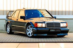 Weekly Treasure: 1990 Mercedes-Benz 190E 2.5-16 Evolution II