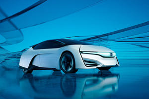 Honda Wants You To Embrace Hydrogen Cars