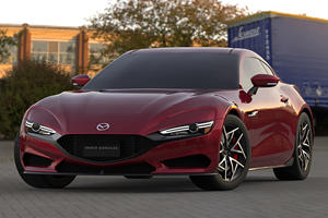 This Is The New RX-7 Mazda Won't Build