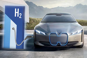 BMW Refuses To Give Up On Hydrogen