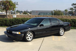 1995 Chevy Impala SS Is The Cheap V8 Muscle Sedan You Need
