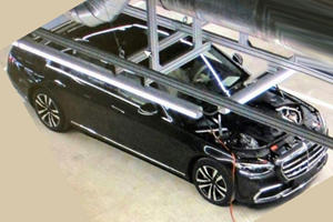 LEAKED: Is This The New Mercedes S-Class?