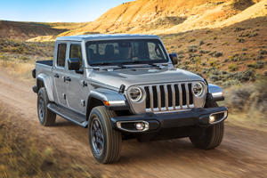 2020 Jeep Gladiator Prices Slashed Across America