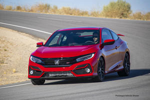 The 2020 Honda Civic SI Is A Steal Right Now