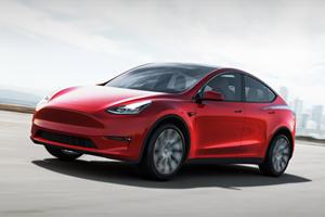 This Tesla Model Y News Sent Stock Soaring