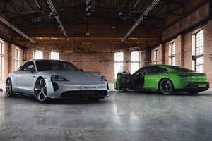 Porsche Taycan Has 600 Customization Options