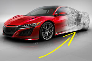 This Is What Makes The Acura NSX So Special