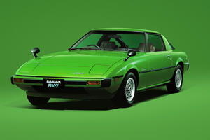 Check Out 100 Years Of Awesome Mazda Cars