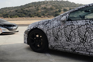 Mercedes Reveals EQS Sedan Prototype