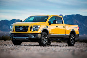 Nissan Titan Becomes Snarling Beast With Sweet-Sounding Exhaust