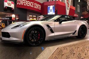 Last-Ever C7 Corvette Grand Sport Will Cost Just $150
