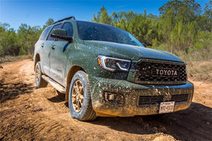2020 Toyota Sequoia Test Drive Review: Offroad Ready
