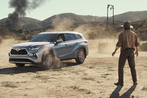 Watch Toyota's Super Bowl Commercial Before The Big Game