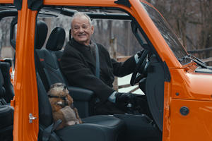 Bill Murray Teams With Jeep For Hilarious Super Bowl Commercial