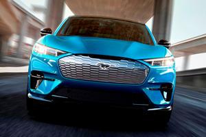 Ford Mustang Mach-E Engineer Reveals Secret Details