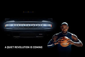 LeBron James Declares GMC Hummer Will Change Everything