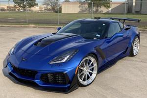 Why Get A C8 When You Could Get A 1,000 HP Corvette ZR1?