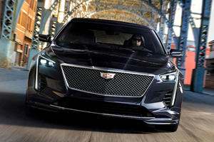 Cadillac CT6 Receives A Stay Of Execution