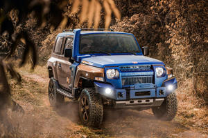 Ford Troller TX4 Arrives To Challenge Jeep Wrangler