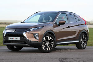 New Mitsubishi Eclipse Cross Coming With Fresh New Look