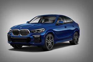BMW's Big SUVs Get Some Surprise Updates