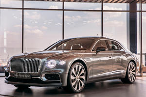 This Is The Most Popular Bentley Flying Spur Option