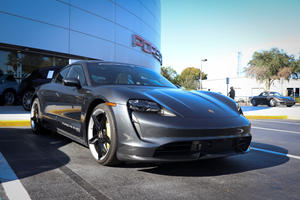 Porsche Taycan EPA Ratings Are Pure Baloney