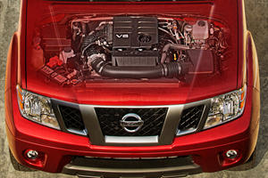 Next-Generation Nissan Frontier Could Get A Manual