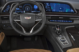 7 Features That Make The New 2021 Cadillac Escalade A Tech Monster