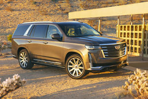 2021 Cadillac Escalade First Look Review: SUV Luxury King Reborn