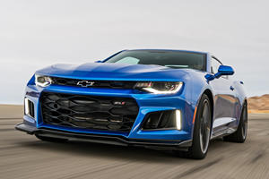 Chevy Has A New Camaro Offer For Mustang Owners