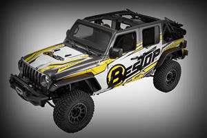 New Roof Makes Owning A Jeep Wrangler Even Easier