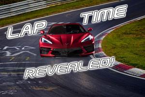 Revealed! 2020 C8 Corvette Nurburgring Lap Time