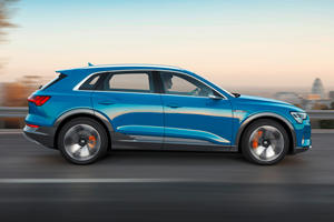 Audi Wants To Give E-Tron Buyers Free Solar Power