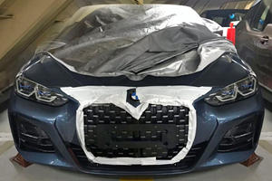 Leaked! New BMW 4 Series Is Coming With Massive Grille