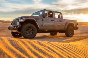 2020 Jeep Gladiator Mojave Belongs In The Desert