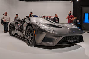 2020 Ford GT Gets More Power And Stunning Carbon Special Edition