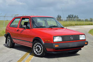 Nearly Perfect 1987 Volkswagen Golf GT Is A Steal