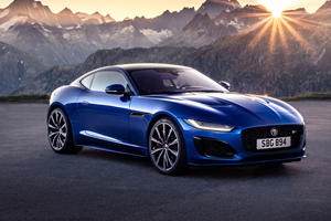 This Is How Much The 2021 Jaguar F-Type Will Cost