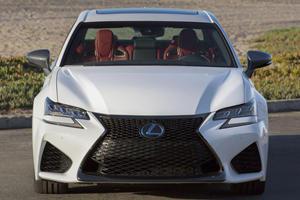 Here's Another Reason To Buy A Lexus GS-F