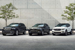 Volvo Has Reason To Celebrate After 2019