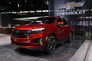 2021 Chevrolet Equinox Arrives With Camaro Styling And New RS Trim