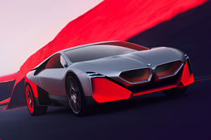 This Is What The Future Of BMW Will Sound Like
