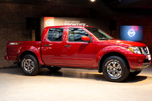 Million-Mile Nissan Frontier Owner Gets A Nice Surprise