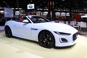 Jaguar Brings Back A Special Paint Color For 2021 F-Type